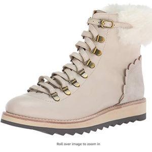 🆕 NIB ♠️ Kate Spade Maira Hiking Boot